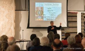 Sardinian Textiles Show 2017 IIC-SF