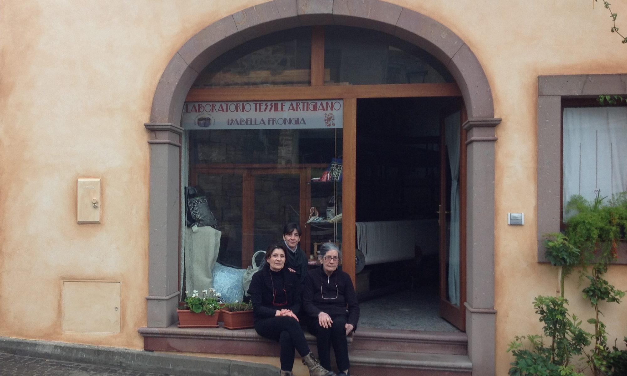 Isa, Susanna, and Anna Maria